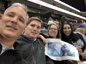 Chris attended Jacksonville Icemen vs. Norfolk Admirals - ECHL on Feb 1st 2019 via VetTix