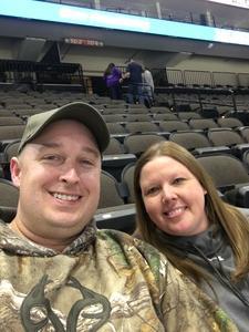 Daniel attended Jacksonville Icemen vs. Norfolk Admirals - ECHL on Feb 1st 2019 via VetTix
