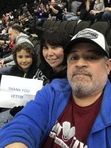 Stro attended Jacksonville Icemen vs. Norfolk Admirals - ECHL on Feb 1st 2019 via VetTix