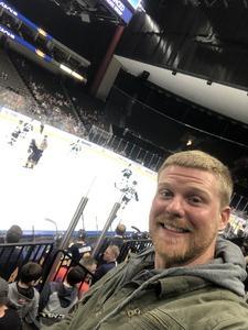 Pallett Family attended Jacksonville Icemen vs. Norfolk Admirals - ECHL on Feb 1st 2019 via VetTix