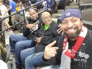 Marvin attended Jacksonville Icemen vs. Norfolk Admirals - ECHL on Feb 1st 2019 via VetTix