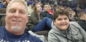 Robert attended Jacksonville Icemen vs. Norfolk Admirals - ECHL on Feb 1st 2019 via VetTix