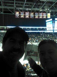 Shaunee attended Jacksonville Icemen vs. Norfolk Admirals - ECHL on Feb 1st 2019 via VetTix