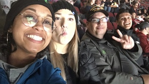 Daniel attended Arizona Coyotes vs. Columbus Blue Jackets - NHL on Feb 7th 2019 via VetTix