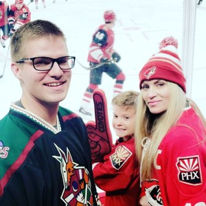 Tim attended Arizona Coyotes vs. Columbus Blue Jackets - NHL on Feb 7th 2019 via VetTix