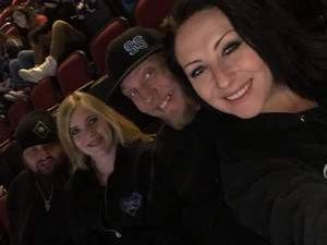 COURTNEY attended Arizona Coyotes vs. Columbus Blue Jackets - NHL on Feb 7th 2019 via VetTix
