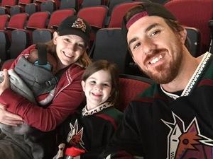 brian attended Arizona Coyotes vs. Columbus Blue Jackets - NHL on Feb 7th 2019 via VetTix