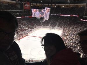 Kelly attended Arizona Coyotes vs. Columbus Blue Jackets - NHL on Feb 7th 2019 via VetTix