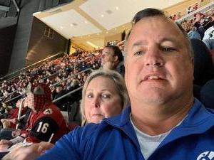 Ron attended Arizona Coyotes vs. Columbus Blue Jackets - NHL on Feb 7th 2019 via VetTix
