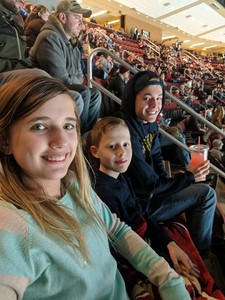 Paul attended Arizona Coyotes vs. Columbus Blue Jackets - NHL on Feb 7th 2019 via VetTix