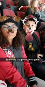 Jay attended Arizona Coyotes vs. Columbus Blue Jackets - NHL on Feb 7th 2019 via VetTix