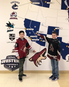 Jason attended Arizona Coyotes vs. Columbus Blue Jackets - NHL on Feb 7th 2019 via VetTix