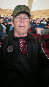 Paul attended Arizona Coyotes vs. Columbus Blue Jackets - NHL on Feb 7th 2019 via VetTix