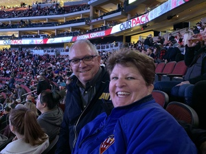 Michael attended Arizona Coyotes vs. Columbus Blue Jackets - NHL on Feb 7th 2019 via VetTix