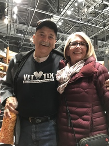 VFW Conrad attended Arizona Coyotes vs. Columbus Blue Jackets - NHL on Feb 7th 2019 via VetTix