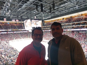Daryl attended Arizona Coyotes vs. Columbus Blue Jackets - NHL on Feb 7th 2019 via VetTix