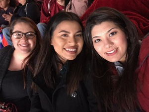 Delilah attended Arizona Coyotes vs. Columbus Blue Jackets - NHL on Feb 7th 2019 via VetTix