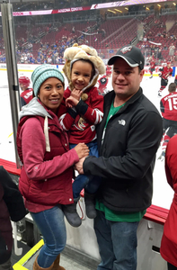 Jared attended Arizona Coyotes vs. Columbus Blue Jackets - NHL on Feb 7th 2019 via VetTix
