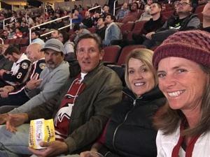 brett attended Arizona Coyotes vs. Columbus Blue Jackets - NHL on Feb 7th 2019 via VetTix