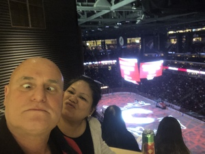 Tibor attended Arizona Coyotes vs. Columbus Blue Jackets - NHL on Feb 7th 2019 via VetTix