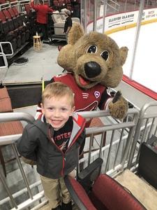 Sandra attended Arizona Coyotes vs. Columbus Blue Jackets - NHL on Feb 7th 2019 via VetTix