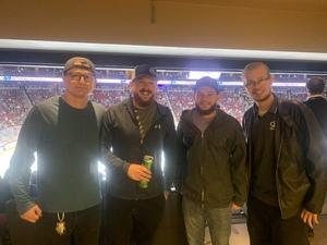 Adam attended Arizona Coyotes vs. Columbus Blue Jackets - NHL on Feb 7th 2019 via VetTix