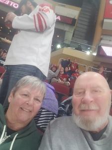 Linda attended Arizona Coyotes vs. Columbus Blue Jackets - NHL on Feb 7th 2019 via VetTix