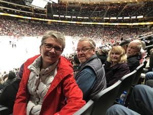 Ann attended Arizona Coyotes vs. Columbus Blue Jackets - NHL on Feb 7th 2019 via VetTix