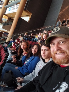 Darryl attended Arizona Coyotes vs. Columbus Blue Jackets - NHL on Feb 7th 2019 via VetTix