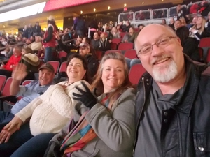 Christopher attended Arizona Coyotes vs. Columbus Blue Jackets - NHL on Feb 7th 2019 via VetTix