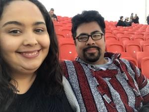 Duane attended 2019 Mobile Mini Sun Cup - Phoenix Rising vs. Sporting Kansas City on Feb 7th 2019 via VetTix
