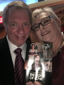 Rich attended The Elixir of Love - Presented by the Virginia Opera on Feb 22nd 2019 via VetTix