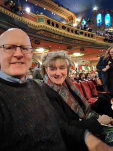 Howard attended The Elixir of Love - Presented by the Virginia Opera on Feb 22nd 2019 via VetTix