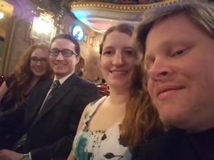Brian attended The Elixir of Love - Presented by the Virginia Opera on Feb 22nd 2019 via VetTix