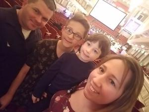 Bill attended Sherlock Holmes and the Case of the Missing Music With the Nashville Symphony - Family Concert on Feb 9th 2019 via VetTix