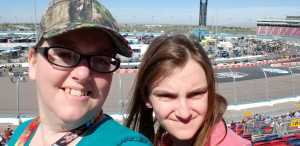 Jessica attended TicketGuardian 500 NASCAR - ISM Raceway - Sunday Only on Mar 10th 2019 via VetTix