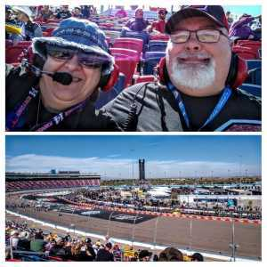 Wesley attended TicketGuardian 500 NASCAR - ISM Raceway - Sunday Only on Mar 10th 2019 via VetTix