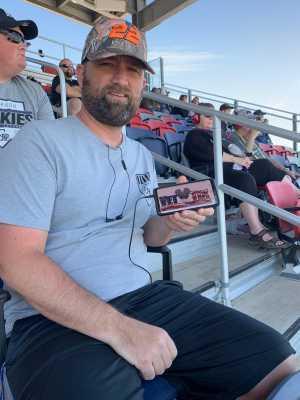 trevor attended TicketGuardian 500 NASCAR - ISM Raceway - Sunday Only on Mar 10th 2019 via VetTix