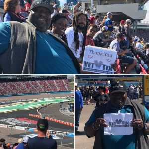 Click To Read More Feedback from TicketGuardian 500 NASCAR - ISM Raceway - Sunday Only