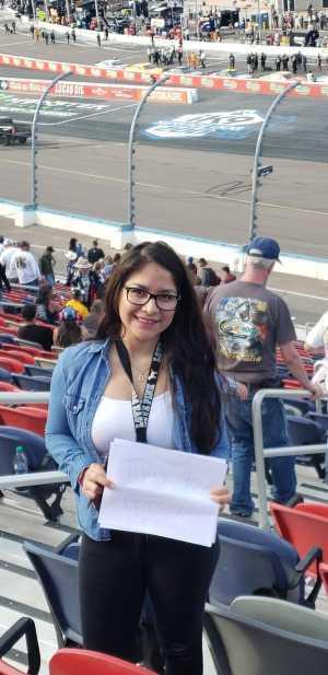 Rigo attended TicketGuardian 500 NASCAR - ISM Raceway - Sunday Only on Mar 10th 2019 via VetTix