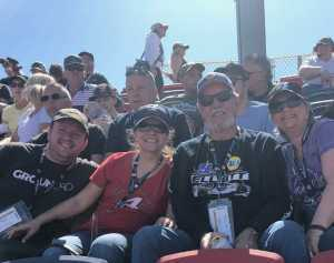 David attended TicketGuardian 500 NASCAR - ISM Raceway - Sunday Only on Mar 10th 2019 via VetTix