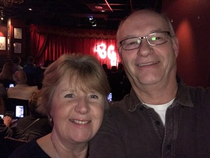 Rodney attended Brad Garrett's Comedy Club - Debi Gutierrez - Saturday Show - 21+ on Feb 16th 2019 via VetTix