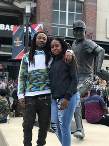 Warlesia attended 19th Annual Celebrity Flag Football Challenge - * See Notes! on Feb 2nd 2019 via VetTix