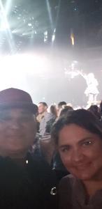 Joe attended Kelly Clarkson: Meaning Of Life Tour on Feb 1st 2019 via VetTix