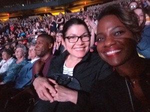 Kimberly attended Kelly Clarkson: Meaning Of Life Tour on Feb 1st 2019 via VetTix