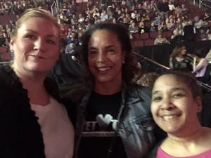 Jill attended Kelly Clarkson: Meaning Of Life Tour on Feb 1st 2019 via VetTix