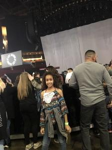 Nicole attended Kelly Clarkson: Meaning Of Life Tour on Feb 1st 2019 via VetTix