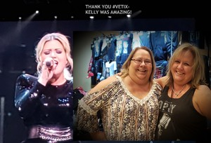 Marie attended Kelly Clarkson: Meaning Of Life Tour on Feb 1st 2019 via VetTix