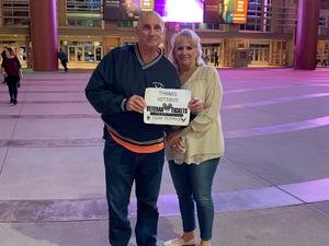 Robert attended Kelly Clarkson: Meaning Of Life Tour on Feb 1st 2019 via VetTix