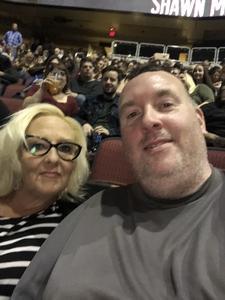 PAUL attended Kelly Clarkson: Meaning Of Life Tour on Feb 1st 2019 via VetTix